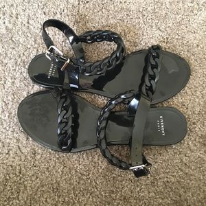 Givenchy Chain-Link Sandal